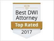 Best DWI Attorney Award